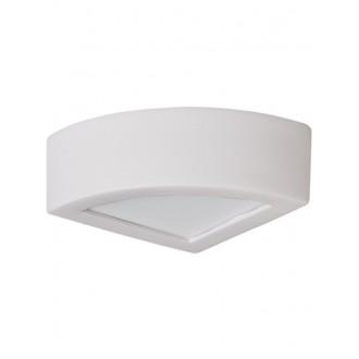 LAMPEX 021/K20 | Atena Lampex fali lámpa 1x E27 fehér