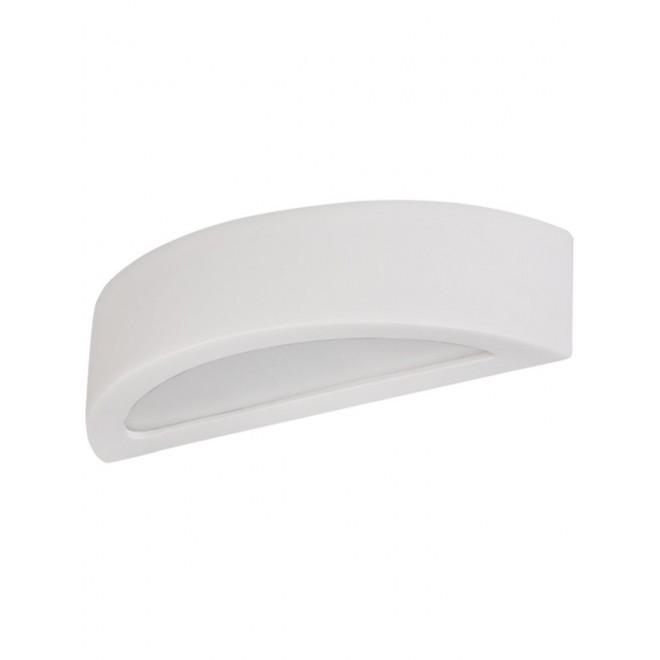 LAMPEX 021/K40 | Atena Lampex fali lámpa 1x E27 fehér