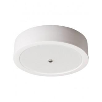 LAMPEX 021/P36 | Atena Lampex mennyezeti lámpa 2x E27 fehér, króm