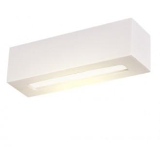 LAMPEX 026/32B | Adera Lampex fali lámpa 1x E27 fehér