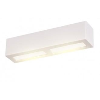 LAMPEX 026/40B | Adera Lampex fali lámpa 1x E27 fehér