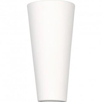 LAMPEX 028/BIA | Tuba-LA Lampex fali lámpa 1x E27 fehér