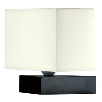LAMPEX 077/K WEN   Stella-LA Lampex falikar lámpa 1x E14 wenge, fehér
