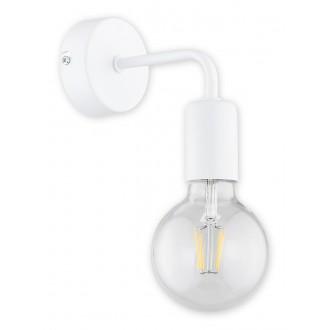 LEMIR O2750 K1 BIA | Maris Lemir falikar lámpa 1x E27 matt fehér