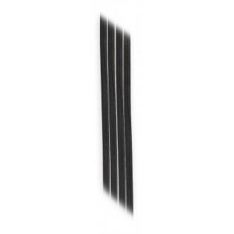 LEMIR O2800 WIRE CZA 1M | Lemir vezeték 2x0,75 alkatrész fekete