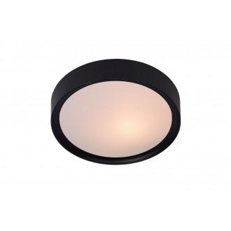 LUCIDE 08109/01/30 | LexL Lucide mennyezeti lámpa 1x E27 fekete