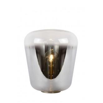 LUCIDE 25501/45/65 | Glorio Lucide asztali lámpa 53cm 1x E27 króm
