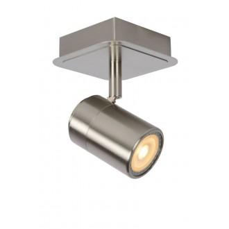 LUCIDE 26957/05/12 | Lennert Lucide spot lámpa elforgatható alkatrészek 1x GU10 320lm 3000K króm