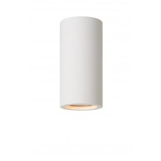 LUCIDE 35100/14/31 | Gipsy-LU Lucide mennyezeti lámpa festhető 1x GU10 fehér