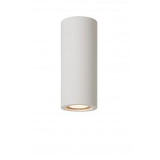 LUCIDE 35100/17/31 | Gipsy-LU Lucide mennyezeti lámpa festhető 1x GU10 fehér