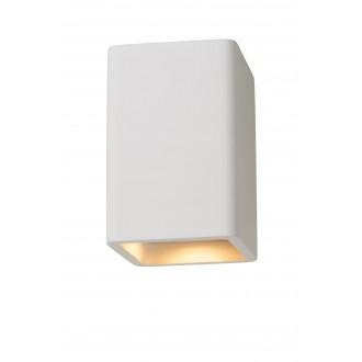 LUCIDE 35101/14/31 | Gipsy-LU Lucide mennyezeti lámpa festhető 1x GU10 fehér