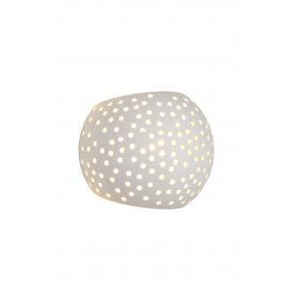 LUCIDE 35203/13/31 | Gipsy-LU Lucide fali lámpa festhető 1x G9 fehér