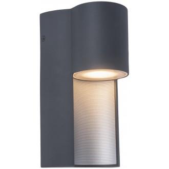 LUTEC 5196501118 | Urban-LU Lutec fali lámpa 1x GU10 IP54 sötétszürke