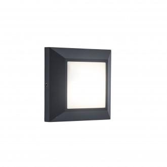 LUTEC 6402101118 | Helena-LU Lutec fali lámpa 1x LED
