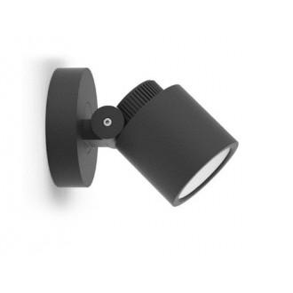 LUTEC 6609202118 | Explorer Lutec spot lámpa elforgatható alkatrészek 1x LED 300lm 3000K IP54 antracit szürke