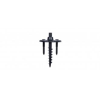LUTEC 9700359330 | Lutec kiegészítő alkatrész fekete