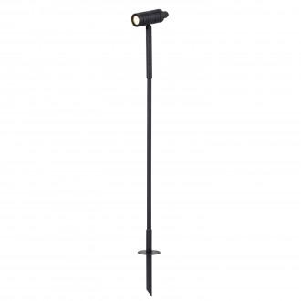 MARKSLOJD 104724 | Tradgard Markslojd leszúrható lámpa elforgatható alkatrészek 1x LED 100lm 3000K IP44 fekete