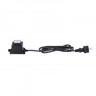 MARKSLOJD 104731 | Tradgard Markslojd rendszerelem - LED tápegység 36W 12V IP64 fekete