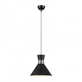 MARKSLOJD 106802 | Waist Markslojd függeszték lámpa 1x E27 acél, fekete