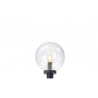 MARKSLOJD 107119 | Mix_Match Markslojd lámpafej lámpa 1x E27 IP44 fekete, átlátszó
