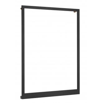 MARKSLOJD 107363 | Frame-MS Markslojd fali lámpa kapcsoló 1x LED 560lm fekete