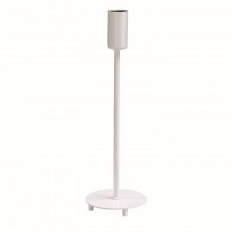 MARKSLOJD 145812 | Maja-MS Markslojd asztali lámpa - búra nélkül 33cm vezeték kapcsoló 1x E14 fehér