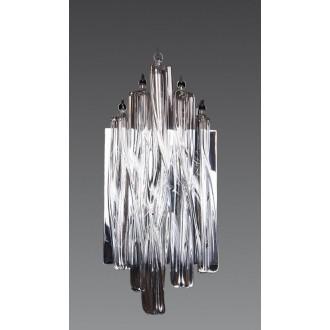 MAXLIGHT 3817/3W | BilbaoM Maxlight fali lámpa 3x G4 króm, átlátszó