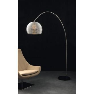 MAXLIGHT 3825F | Pazifik Maxlight álló lámpa 220cm kapcsoló 3x E27 alumínium, fekete