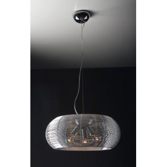 MAXLIGHT 3826PB | Pazifik Maxlight függeszték lámpa 3x E27 alumínium, fekete