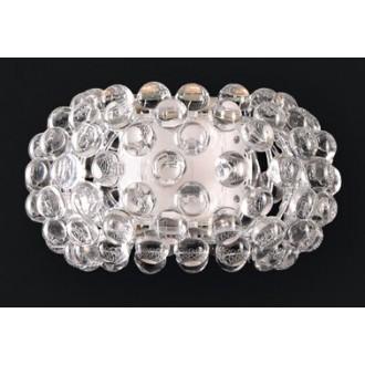 MAXLIGHT 8009W | Mirage Maxlight fali lámpa 1x R7s króm, átlátszó
