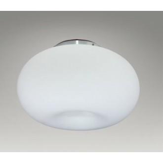 MAXLIGHT C0002 | Dada Maxlight mennyezeti lámpa 3x E14 króm, opál