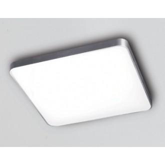 MAXLIGHT C0009   GrosTe Maxlight mennyezeti lámpa 4x G5 / T5 alumínium, fehér