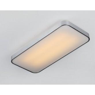 MAXLIGHT C0010 | GrosTe Maxlight mennyezeti lámpa 2x G5 / T5 alumínium, fehér