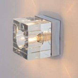 MAXLIGHT C0028 | Ice Maxlight mennyezeti lámpa 1x G9 átlátszó, króm