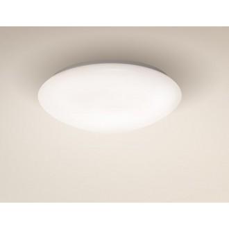 MAXLIGHT C0109 | Mobitech Maxlight mennyezeti lámpa 1x LED 1200lm 3000K IP44 fehér
