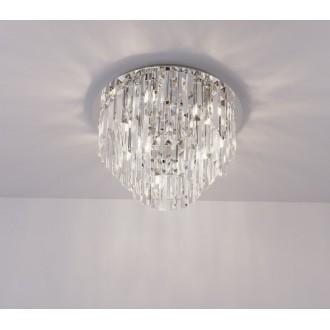 MAXLIGHT C0137 | MonacoM Maxlight mennyezeti lámpa 15x G9 króm, átlátszó