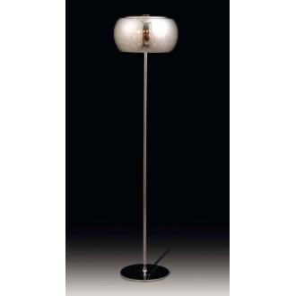 MAXLIGHT F0076-04A | MoonlightM Maxlight álló lámpa 158cm kapcsoló 4x G9 króm