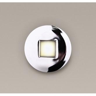 MAXLIGHT H0043 | Oprawa-IP65 Maxlight beépíthető lámpa kerek Ø85mm 1x MR16 / GU5.3 IP65 króm