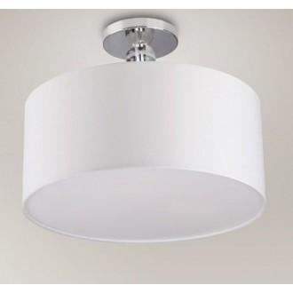 MAXLIGHT P0059 | EleganceM Maxlight mennyezeti lámpa 3x E27 króm, fehér