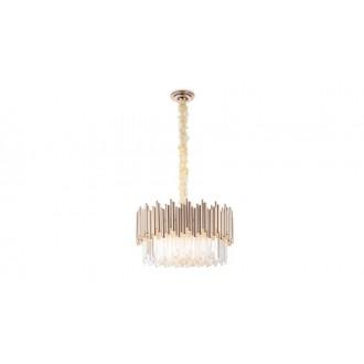 MAXLIGHT P0284 | Vogue-MX Maxlight csillár lámpa 12x E14 arany