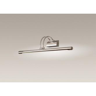 MAXLIGHT W0100 | Roletto Maxlight falikar lámpa elforgatható alkatrészek 1x G5 / T5 csiszolt fém