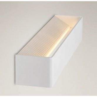 MAXLIGHT W0107 | Duna Maxlight fali lámpa 12x LED 687lm 3000K matt fehér