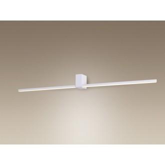 MAXLIGHT W0156 | Finger Maxlight fali lámpa 2x LED 950lm 3000K IP54 fehér