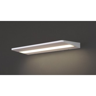 MAXLIGHT W0213 | Shelf Maxlight fali lámpa 1x LED 800lm 3000K fehér
