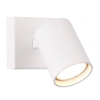 MAXLIGHT W0218 | TopM Maxlight spot lámpa elforgatható alkatrészek 1x G10 fehér