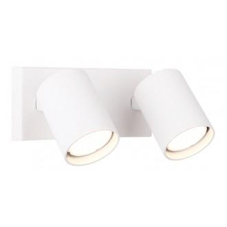 MAXLIGHT W0220 | TopM Maxlight spot lámpa elforgatható alkatrészek 2x G10 fehér