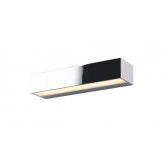 MAXLIGHT W0225 | Krom Maxlight fali lámpa 2x LED 516lm 3000K króm