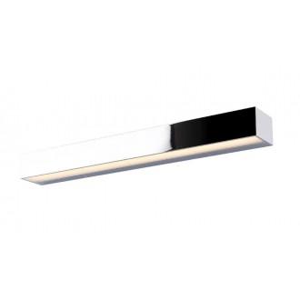 MAXLIGHT W0226 | Krom Maxlight fali lámpa 2x LED 720lm 3000K króm