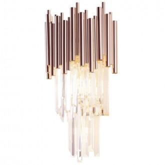 MAXLIGHT W0227 | Vogue-MX Maxlight fali lámpa 4x G9 arany