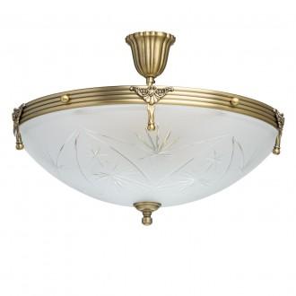 MW-LIGHT 317012905 | Aphrodite-MW Mw-Light mennyezeti lámpa 5x E14 3225lm mattított arany, opál
